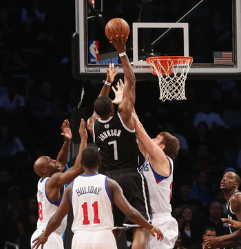 Will Johnson rise to the top in Brooklyn?