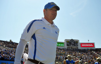 Head Coach Jim Mora