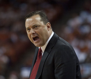 Billy Gillispie resigned in September.