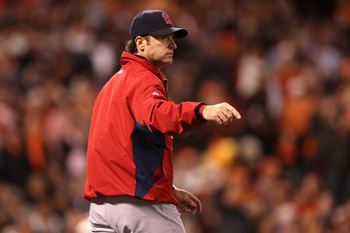 Matheny's crew ended up just short of the World Series in 2012