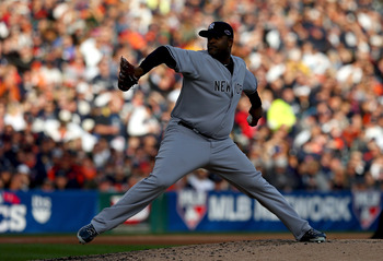 Sabathia's arm woes might be the Giants' secret weapon.