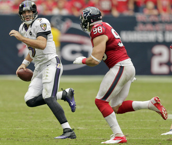 Connor Barwin is being overshadowed by J.J. Watt.
