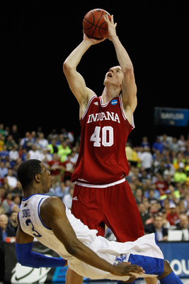 Cody Zeller named preseason Big Ten Player of the Year