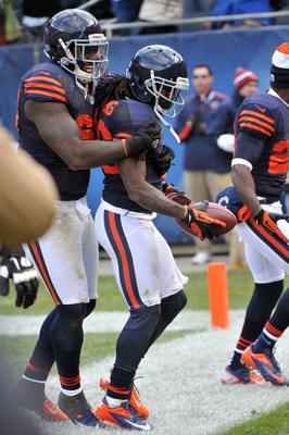 Tim Jennings came up with huge pick six in win over Carolina.