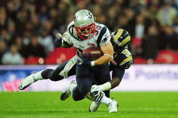 When it comes to running hard in and out of cuts, few are better than Danny Woodhead.