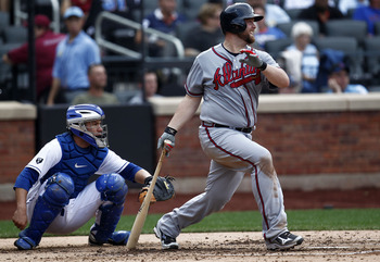 When healthy, Brian McCann is absolutely one of the most dangerous hitting catchers in baseball.