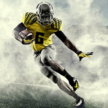 Oregon began and has led the uniform style movement in college football. Photo Courtesy of ESPN