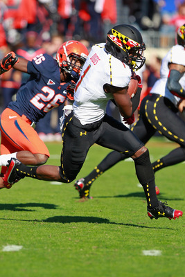 Maryland is one school who just doesn't get it when it comes to uniforms