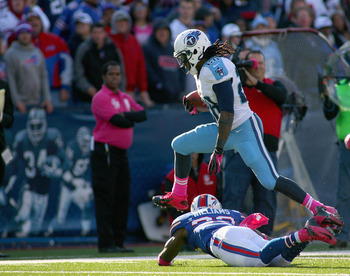 Chris Johnson may be rediscovering his dominant fantasy form from just a few years ago.