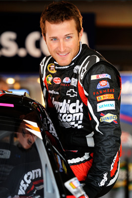 You can see the new-found confidence Kahne has since joining Hendrick Motorsports.