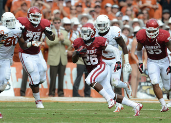 Oklahoma RB Damien Williams