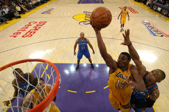 This is the last time Bynum played basketball.