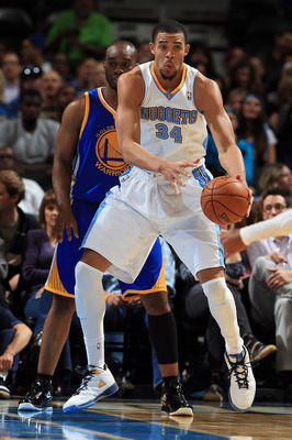McGee could be the key piece for the Nuggets.