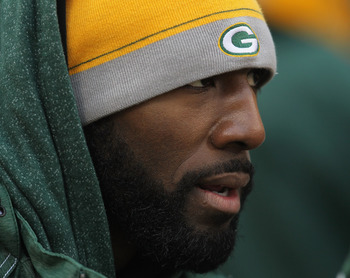 Greg Jennings, Mr. Old Spice.