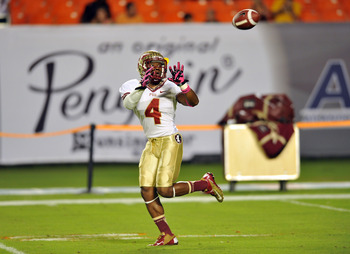 Chris Thompson's injury dampens some Seminole pride.