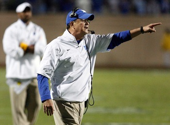 "Coach David Cutcliffe finally did the ""impossible"" at Duke."