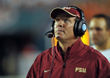 Jimbo Fisher is still seeking his first Homecoming victory.