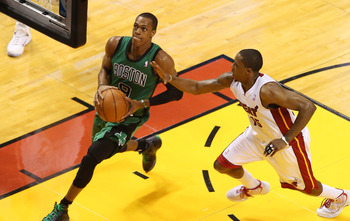 It seems Miami is always a step behind Rondo.