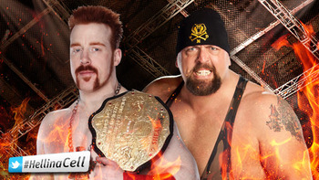 Sheamus vs. Big Show