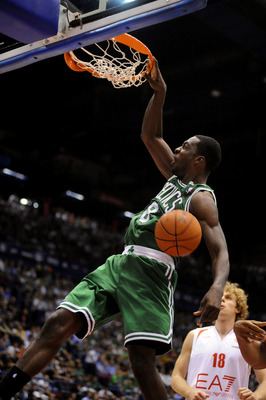 Jeff Green looks to come back in style