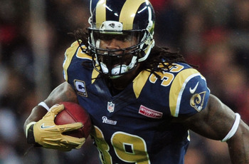 Steven Jackson's already salivating over the Bills.