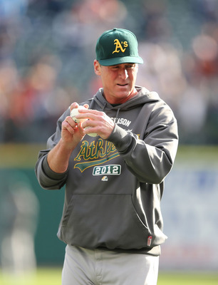 Melvin led the A's to the AL West title.