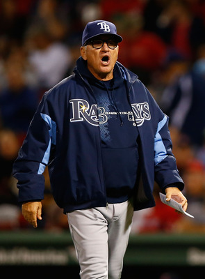 Maddon's personality works perfect for the Rays.