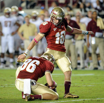 Dustin Hopkins keeps kicking his way into record books.