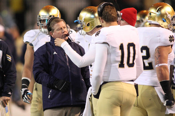 Notre Dame beat Wake Forest last year, 24-17.