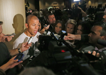 Jarome Iginla is still the captain of the Calgary Flames, but why?