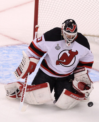 The Devils' most notable signings were a pair of aging goaltenders...again.