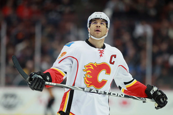 Iginla is fighting the stigma that he and his team are not capable of making it back to the playoffs last season