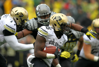 Oregon had its way with Colorado Saturday.