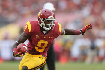 Marqise Lee had 345 yards receiving against Arizona.