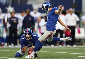 Lawrence Tynes was 5-of-5 on field goal attempts Sunday.