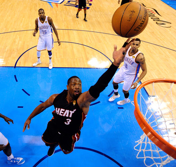 Dwyane Wade is beginning to decline, but remains one of the best at iso-plays.