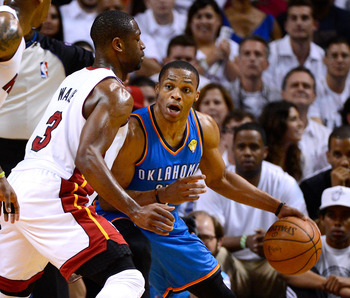 Russell Westbrook will only shoot even more with James Harden out of the picture.