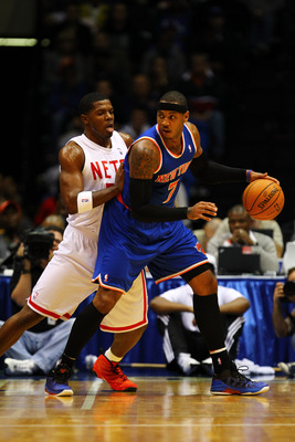 Will Melo focus more on doing what he does best, or continue to shoot ill-fated jumpers?