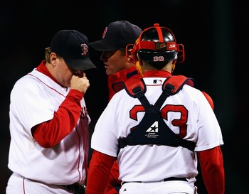 Farrell understands the pressure that comes with running the show in Boston.