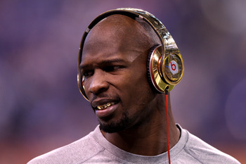 Chad Johnson is the kind of guy you want to have your back.