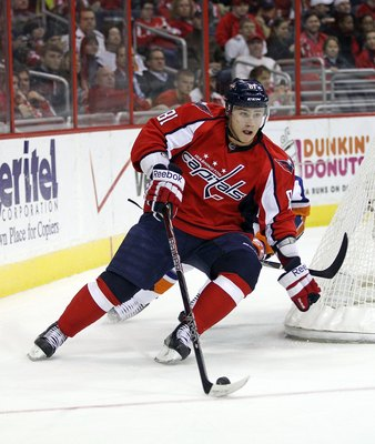 Dmitry Orlov proved to be an impressive offensive defenseman.