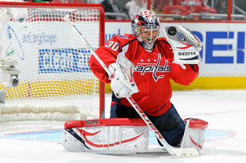 Is Michal Neuvirth underestimating Braden Holtby?