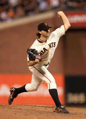 Barry Zito set the tone by winning Game 1
