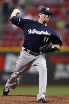 Shaun Marcum is one of several proven pitchers on the market this offseason.