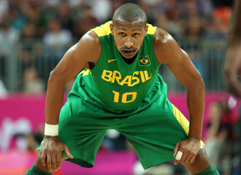 Leandro Barbosa can throw in some tough minutes to save his teammates from exhaustion