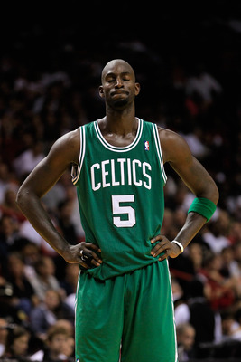 KG's frustration from last season will fuel his competitive fire all season