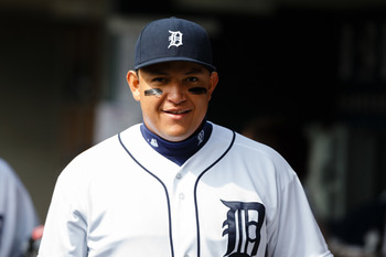 Miguel Cabrera was the first Triple Crown winner since 1967