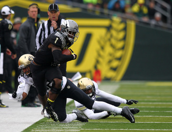 Can any team slow down the Oregon Ducks?