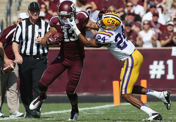 LSU relies on its tough defense to win games.
