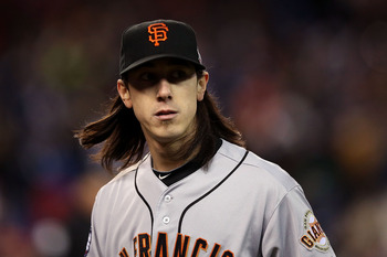Terrible regular season starter turned super reliever, the Giants will have to decide what to do with the 28-year old.